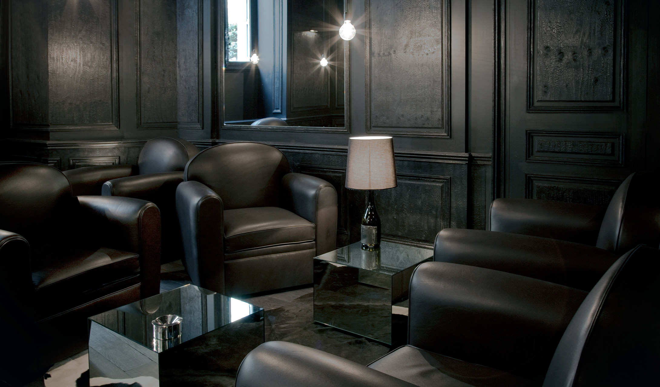 La maison champs elysees paris france design hotels for Hotel design paris 7