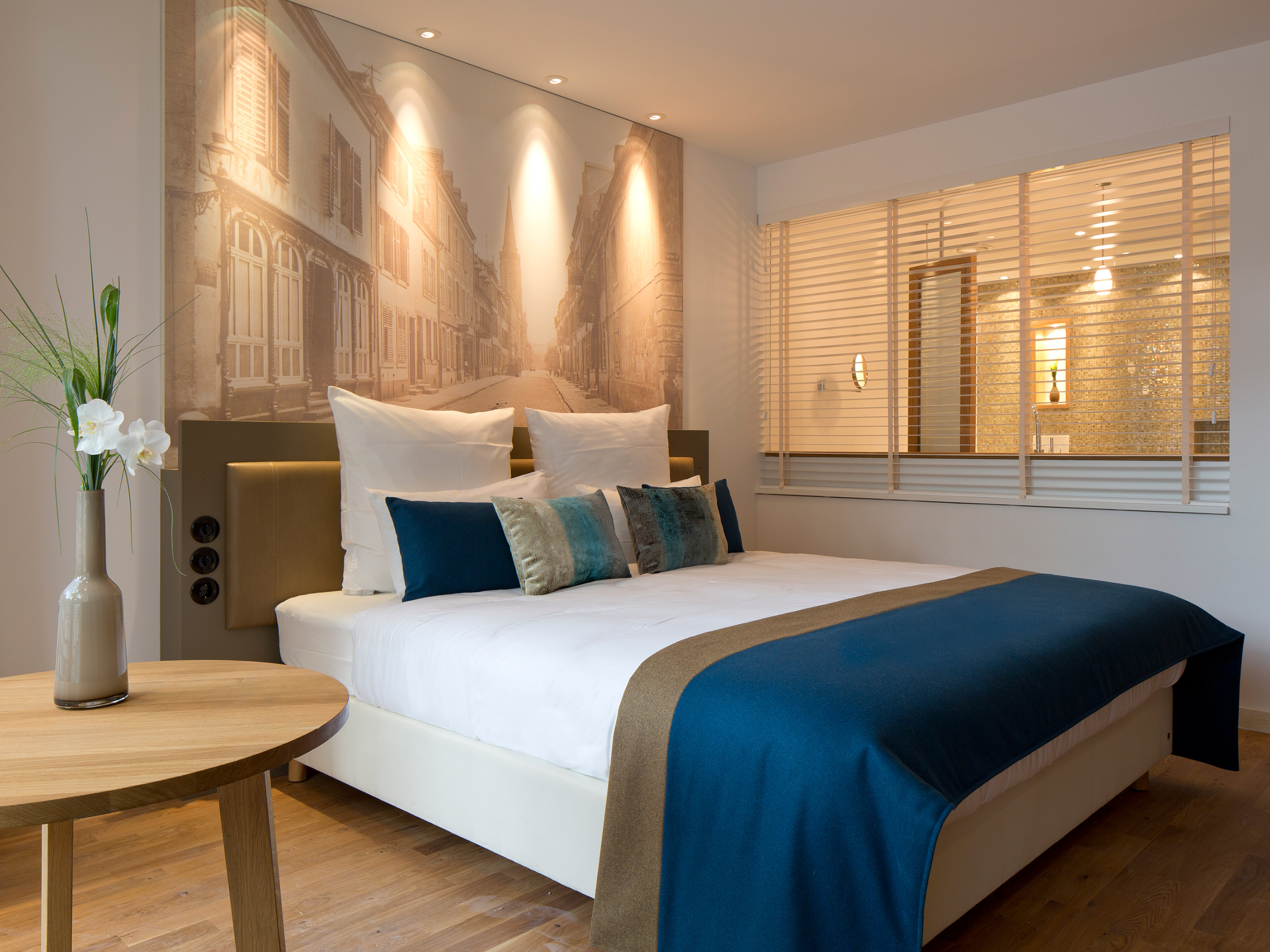 Rooms suites at la maison hotel in saarlouis design for Designhotels in deutschland