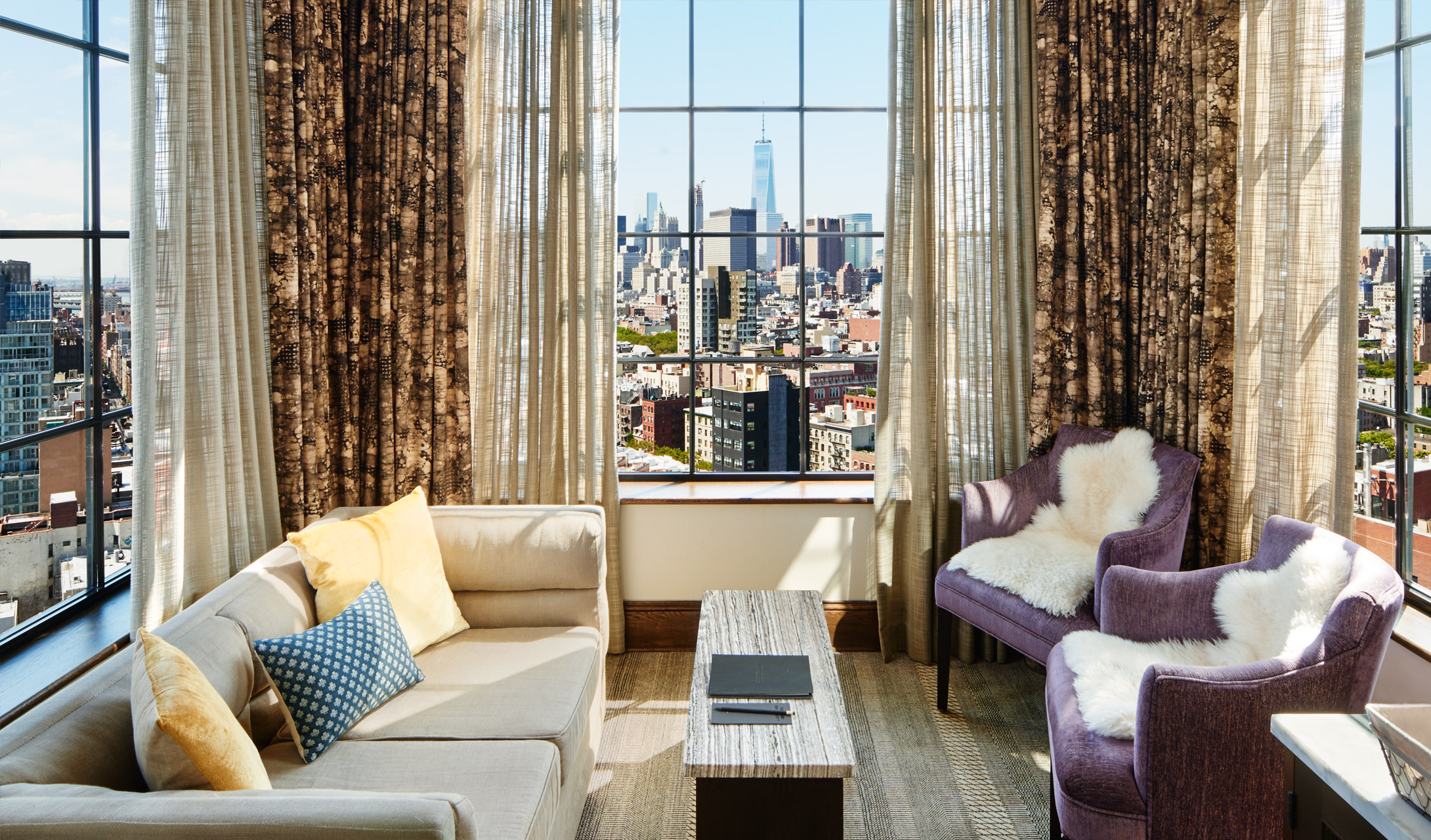 The ludlow hotel lower east side new york city usa for Designhotel q