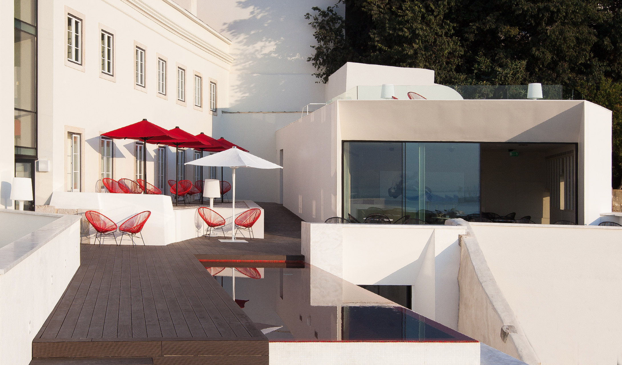 Memmo alfama lisbon portugal design hotels for Designhotel q