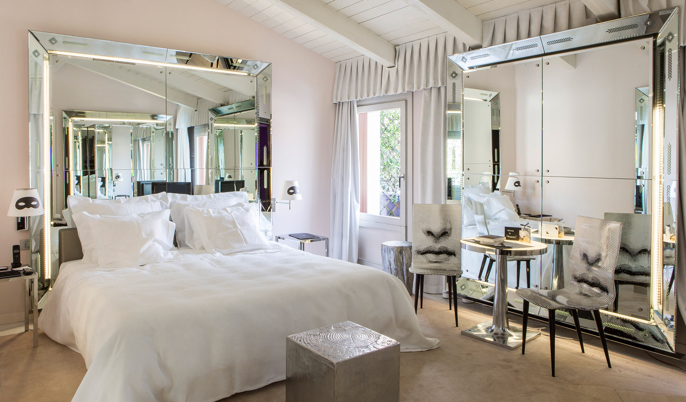 Palazzina venice italy design hotels for Design boutique hotel venice