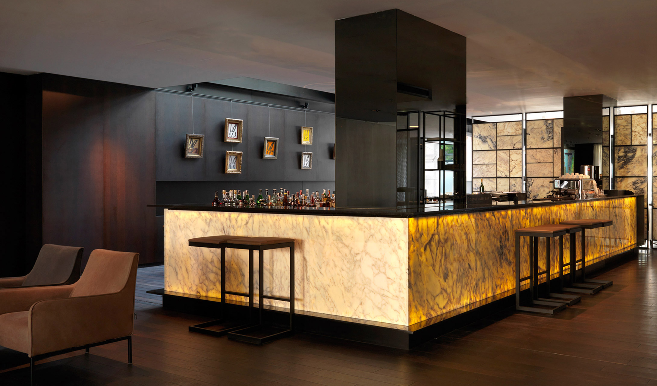 Sense hotel sofia bulgaria design hotels for Designhotel 21