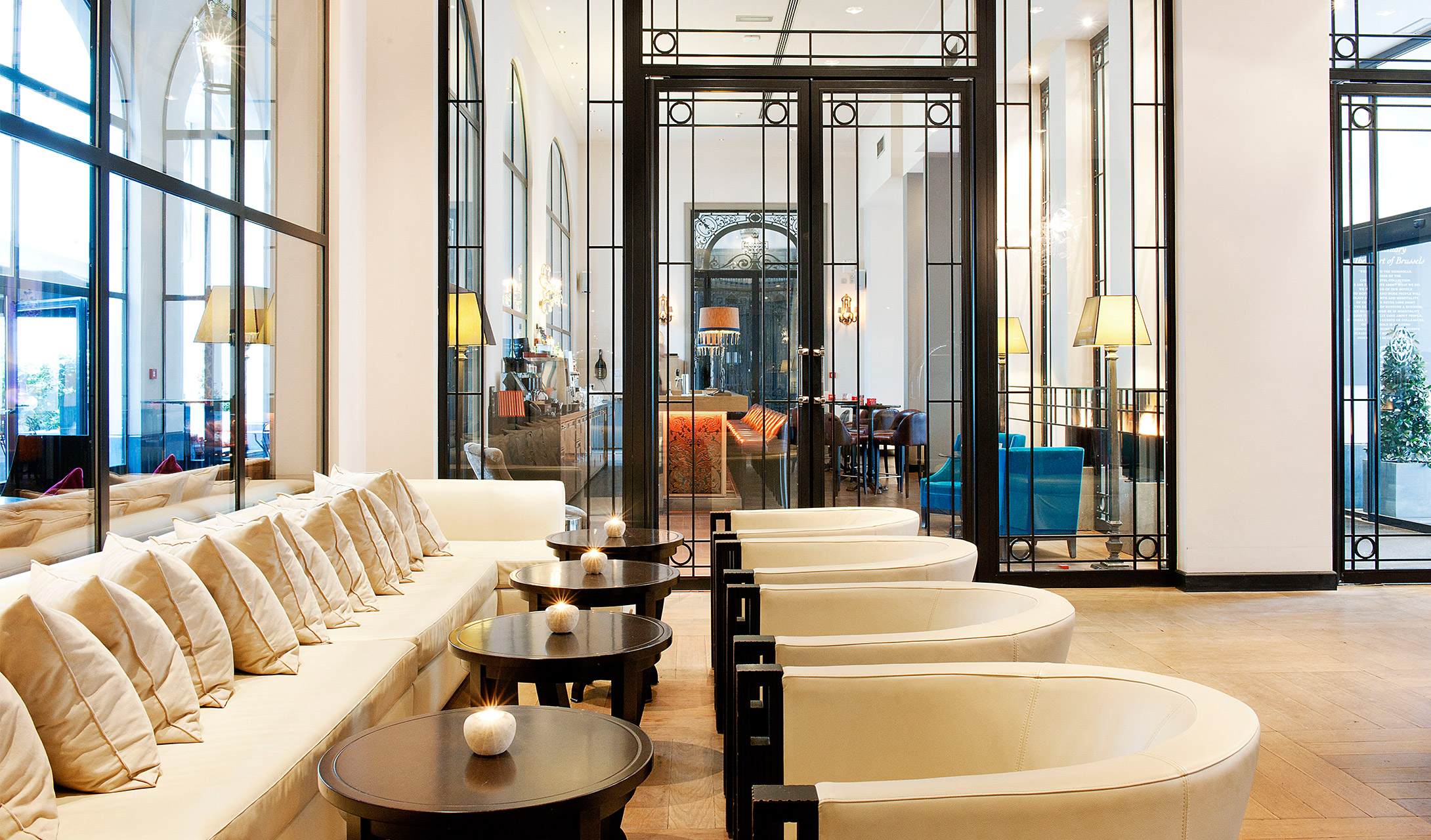 The dominican brussels belgium design hotels for Top 10 design hotels europe