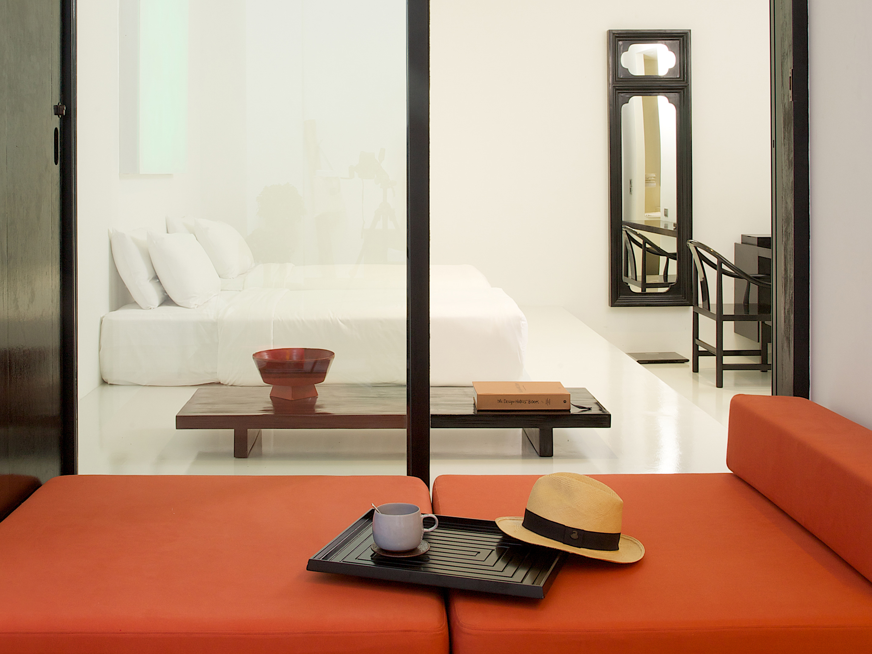 . Rooms   Suites at The Library in Koh Samui  Thailand   Design Hotels
