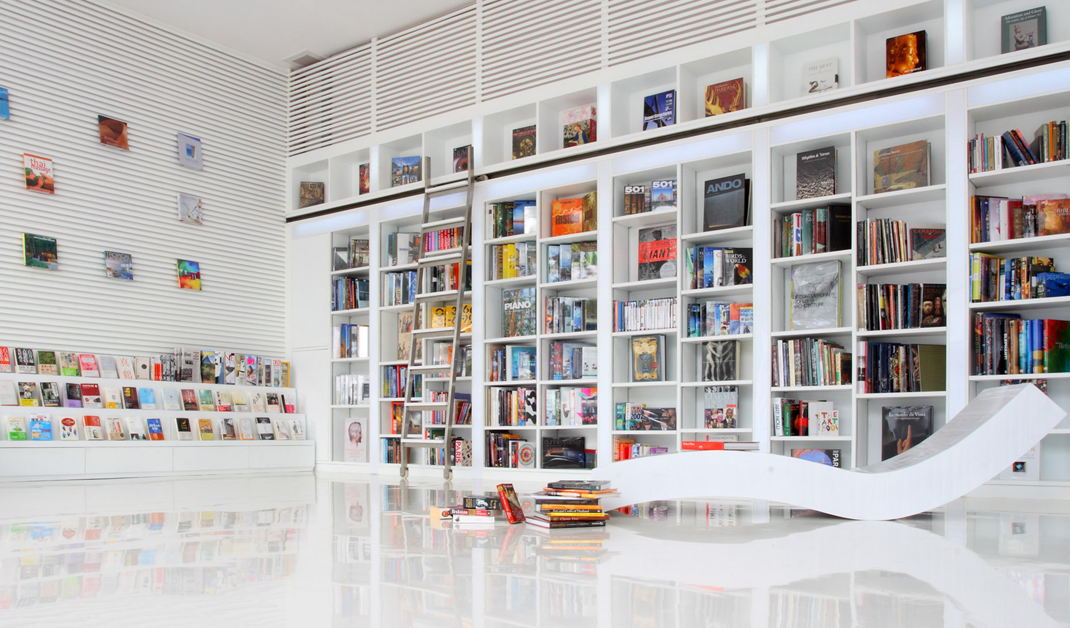 The library koh samui thailand design hotels for Top design hotels