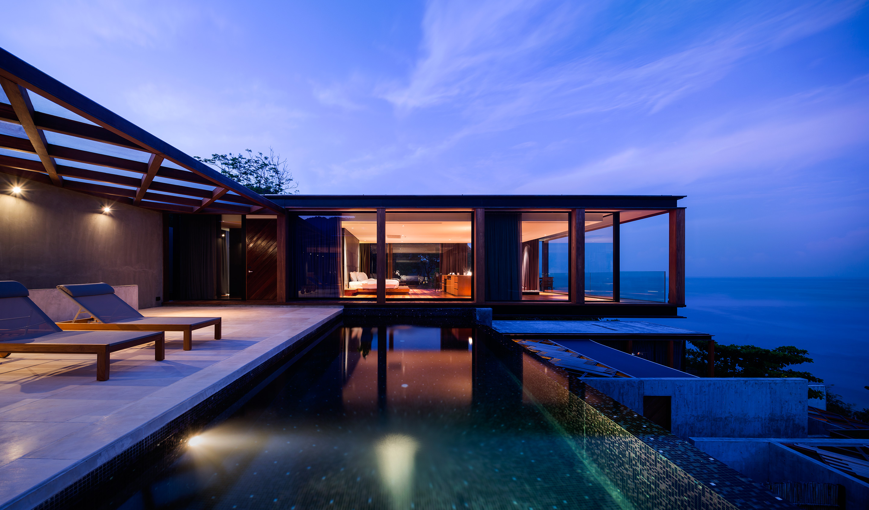 The naka phuket thailand design hotels for Design hotel phuket