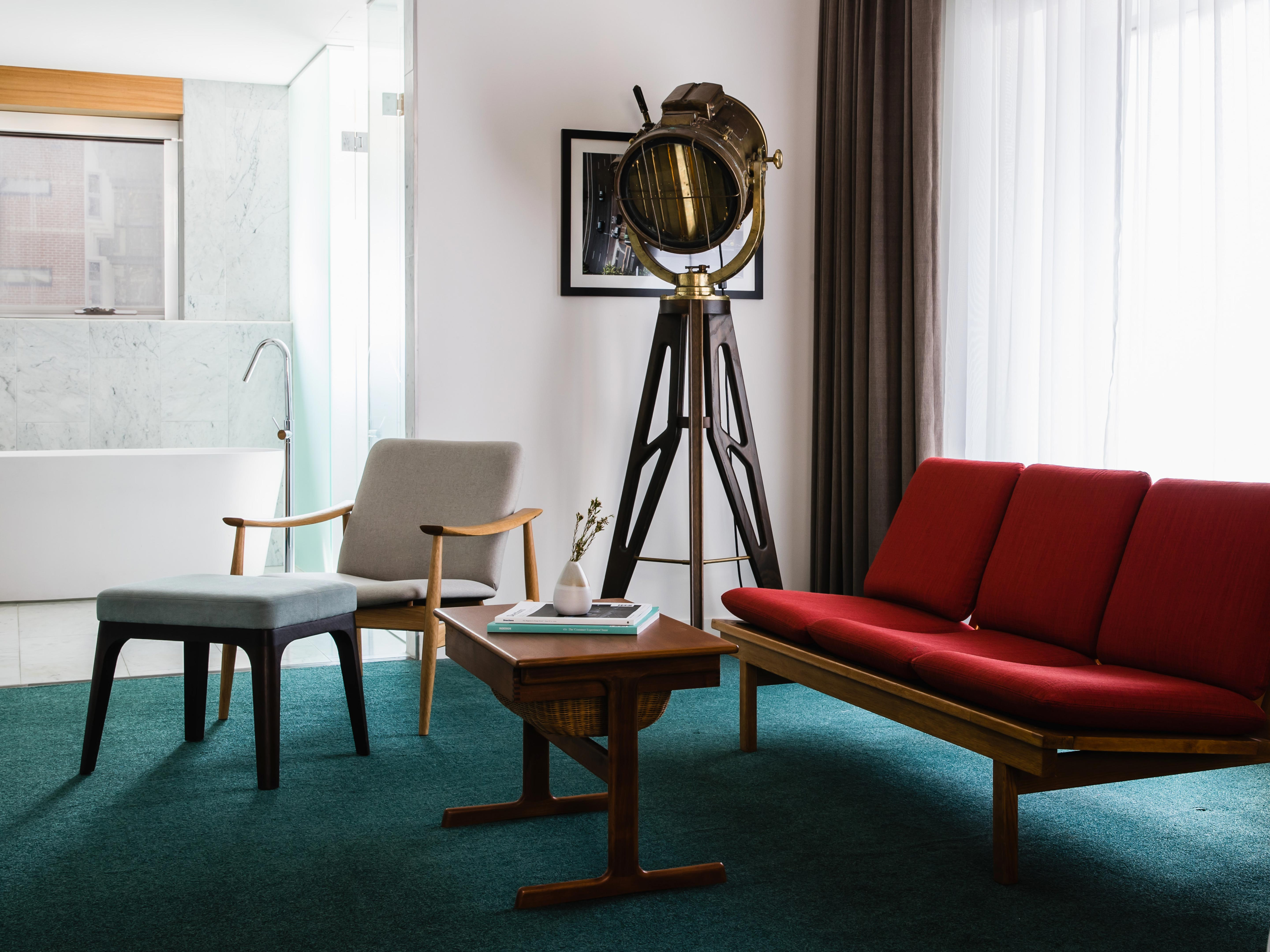 Rooms & Suites at The Old Clare Hotel in Sydney - Design ...