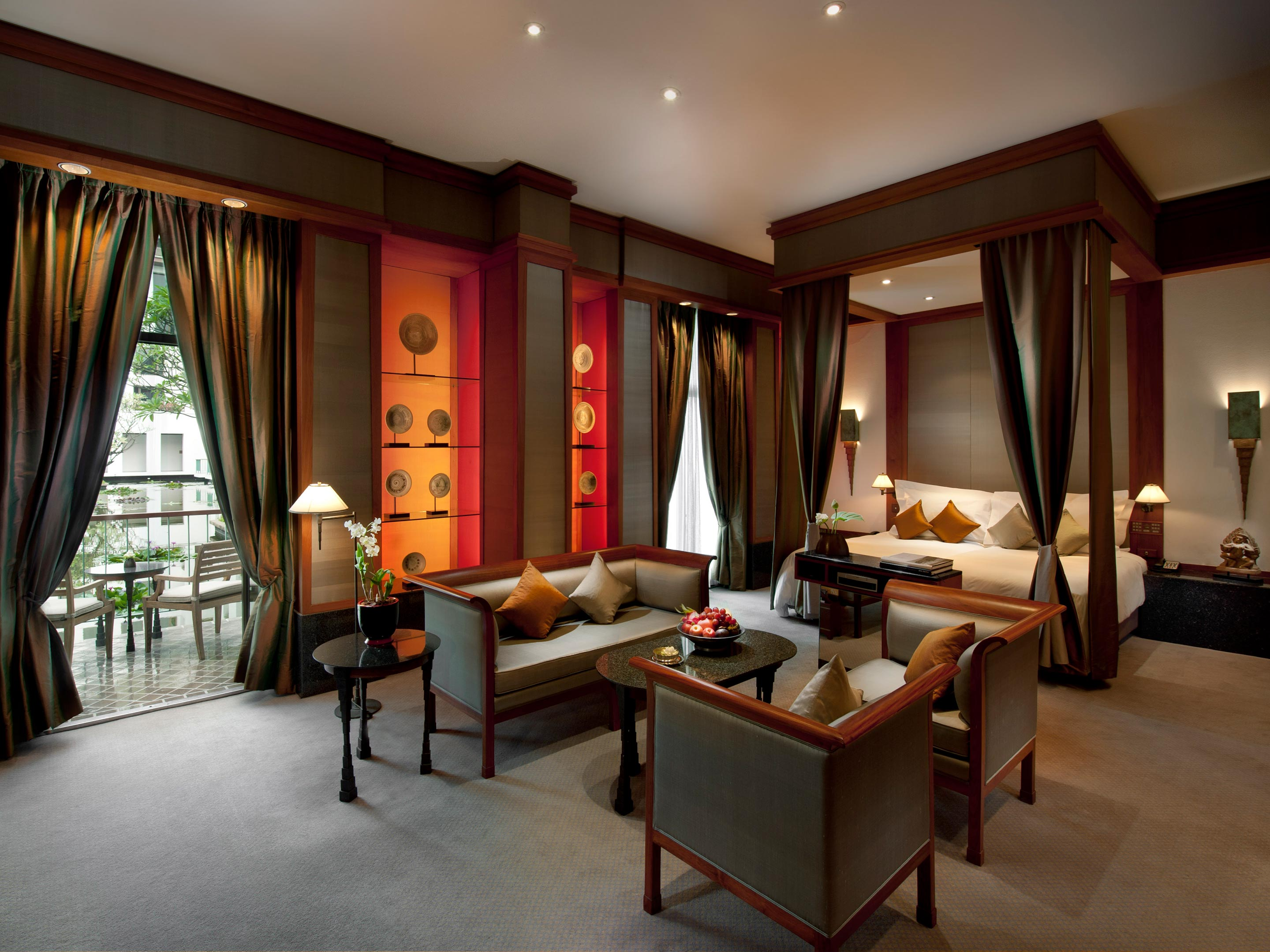Business Unusual - The Sukhothai Bangkok – Design Hotels™