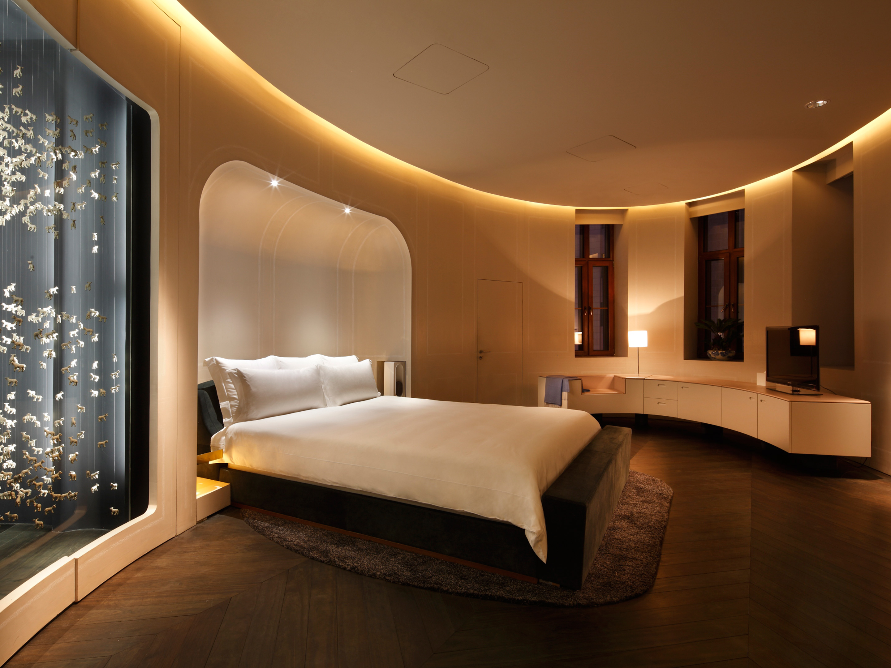 Rooms Amp Suites At The Swatch Art Peace In Shanghai