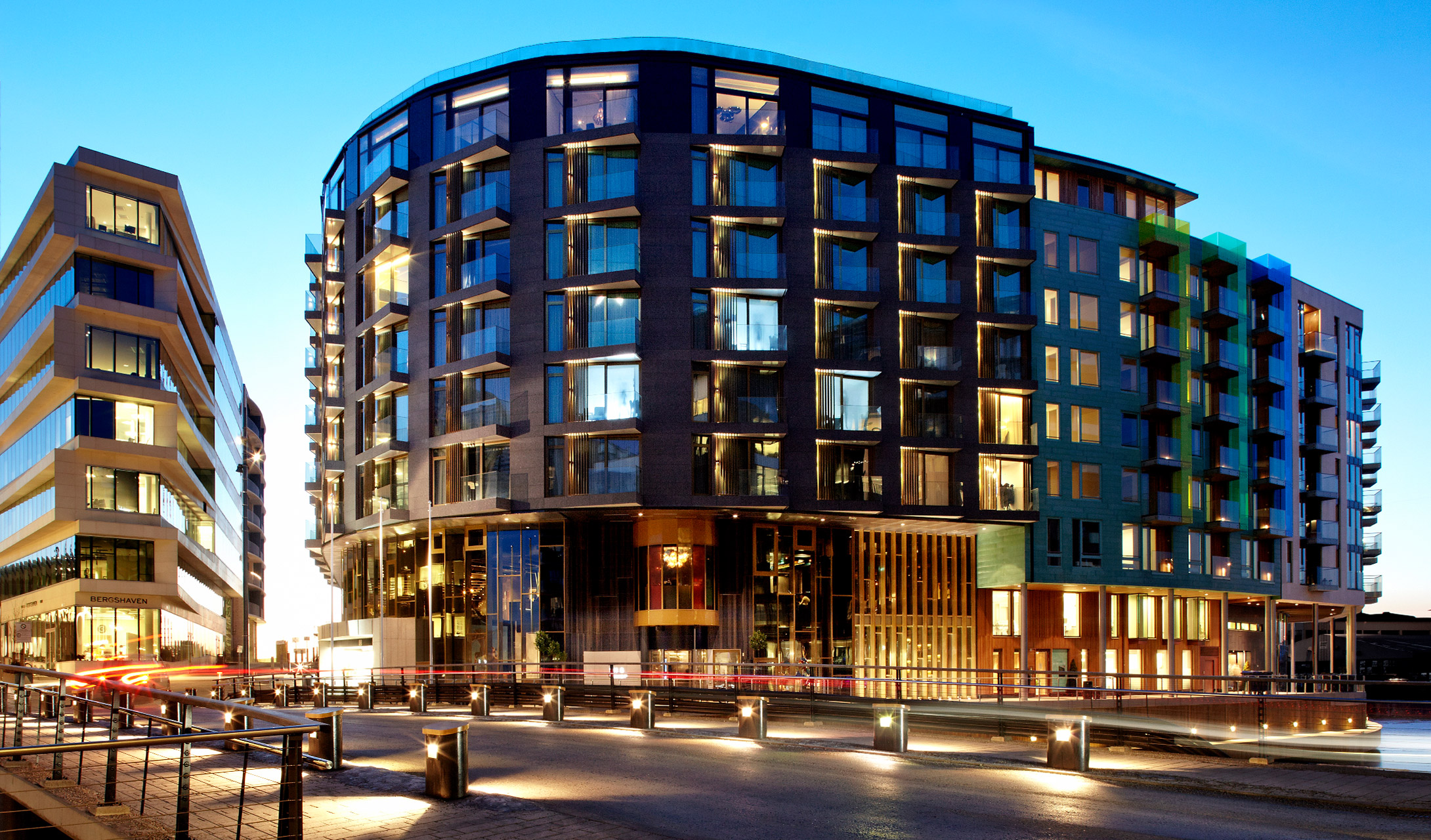 The thief oslo norway design hotels for Designhotel q