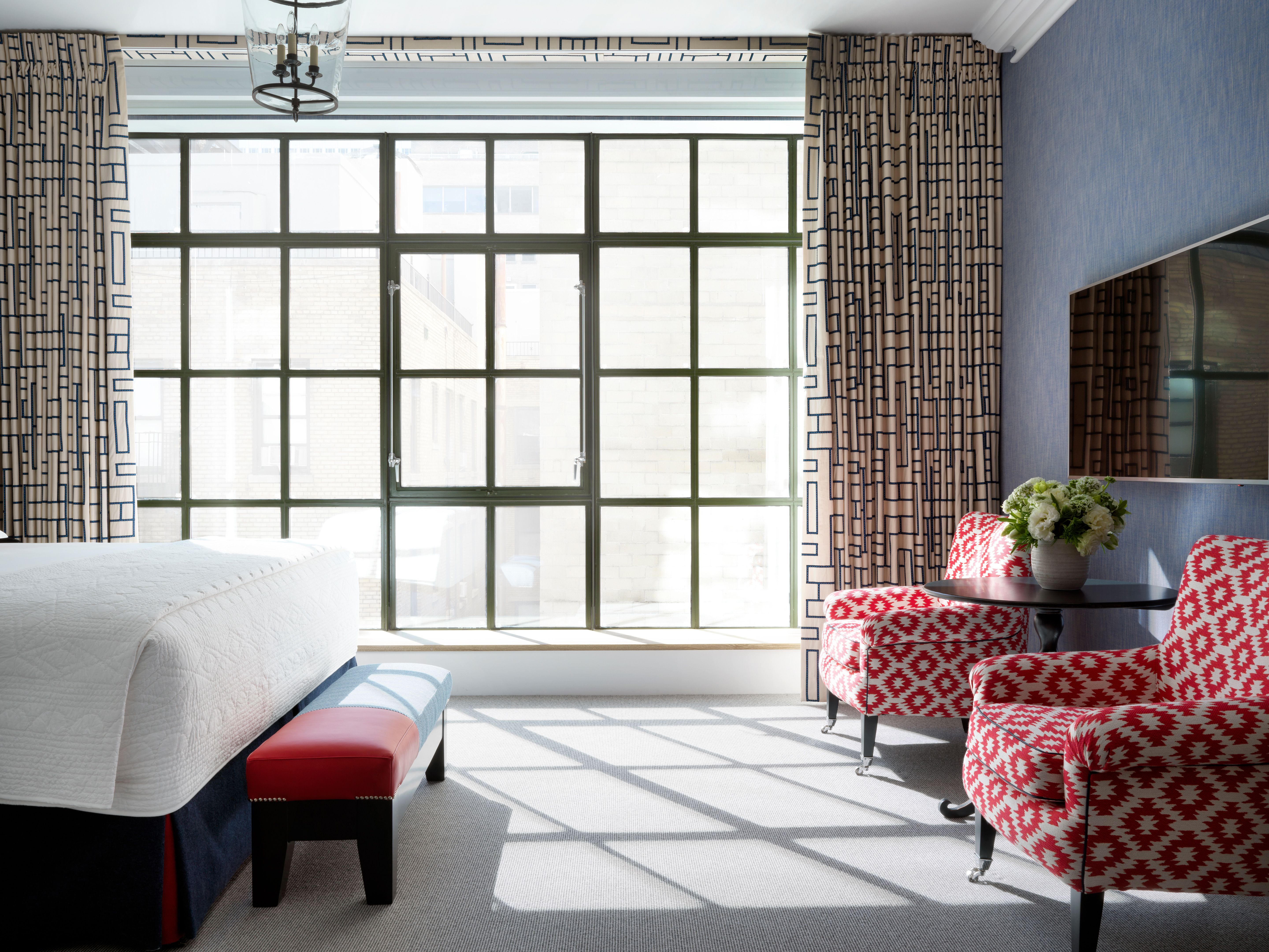 Rooms & Suites at The Whitby Hotel in New York City, USA - Design ...