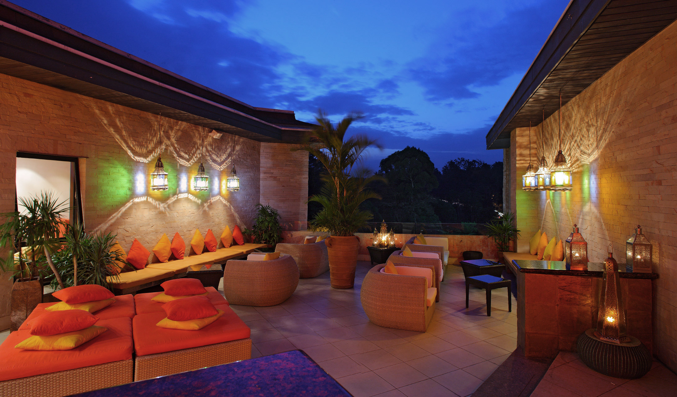 Tribe hotel nairobi kenya design hotels for Designhotel q