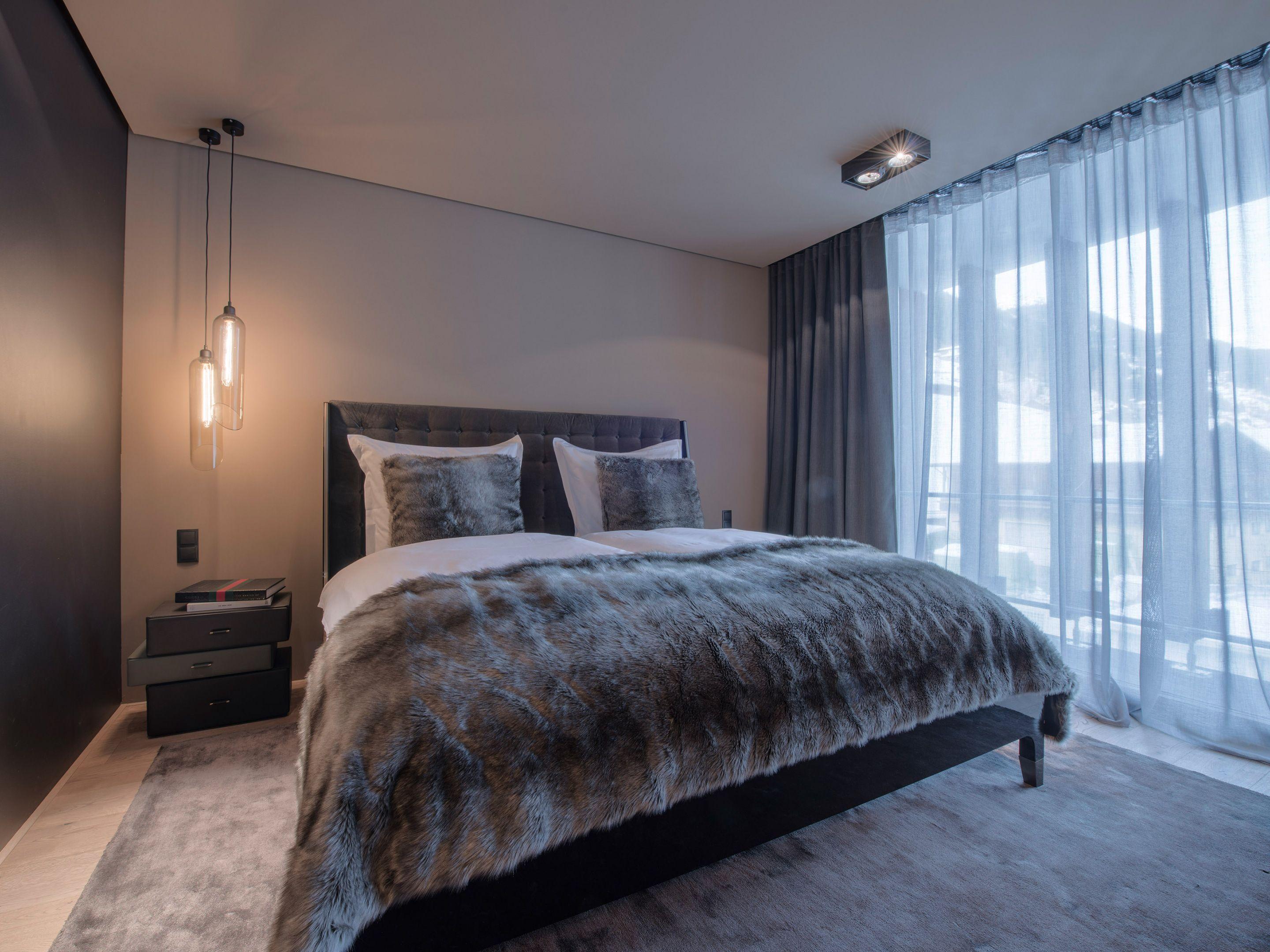 rooms suites at zhero hotel in ischgl austria design hotels. Black Bedroom Furniture Sets. Home Design Ideas